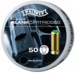 8mm K. Walther Platzpatronen 50 Stück