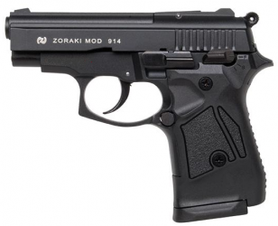 Zoraki 914 brüniert Schreckschusspistole 9mm P.A.K.
