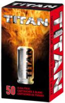 9mm P.A.K. Titan Platzpatronen 500 Stück