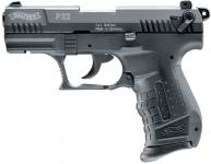 Walther P22 brüniert Schreckschusspistole 9mm P.A.K.