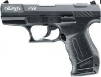 Walther P99 brüniert Schreckschusspistole 9mm P.A.K.