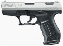 Walther P99 bicolor Schreckschusspistole 9mm P.A.K.