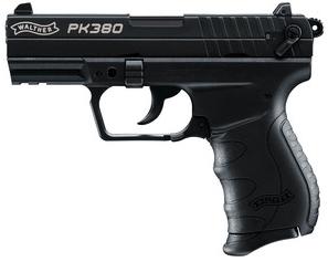 Walther PK380 brüniert Schreckschusspistole 9mm P.A.K.