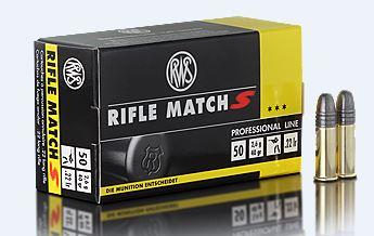 .22lfB RWS Rifle Match S