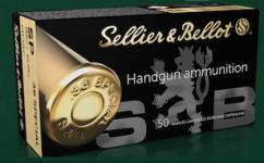.38 Special S&B SP Teilmantel 158gr