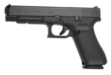Glock 34 Gen5 M.O.S. 9mm Luger