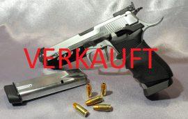 VERKAUFT Bernadelli Practical VB 9mm Para