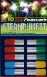 Zink Sternbukett 10er