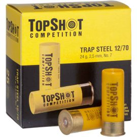 12/70 TOP SHOT Trap Steel 24gramm 2,5mm
