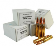 .223 Rem. PPU Vollmantel 55gr Military Line