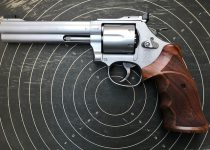Smith & Wesson 686 Target Champion .357 Magnum