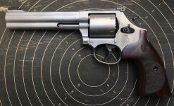 Smith & Wesson 686 International .357 Magnum