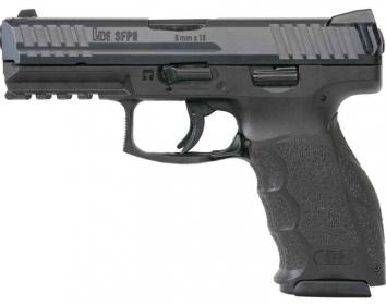 Heckler & Koch SFP9 9mm Luger