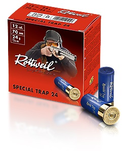 12/70 ROTTWEIL Special Trap 28gramm 2,4mm